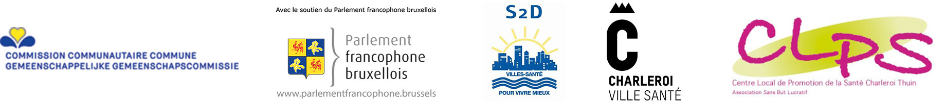 Collaboration des séminaires de Bruxelles et Charleroi pour SACOPAR