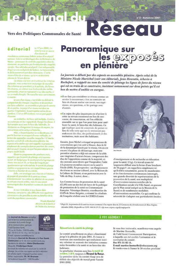JOURNAL-DU-RESEAU-2-AUTOMNE-2001-1