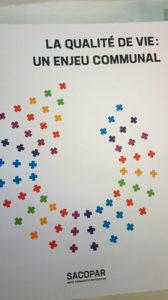 Brochure SACOPAR - La qualité de vie : un enjeu communal