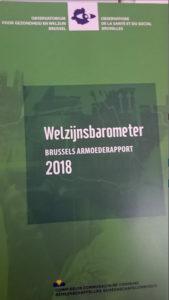 Welzijnsbarometer Brussels armoederapport
