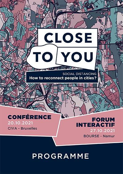 Forum 2021 à Namur - Close to you